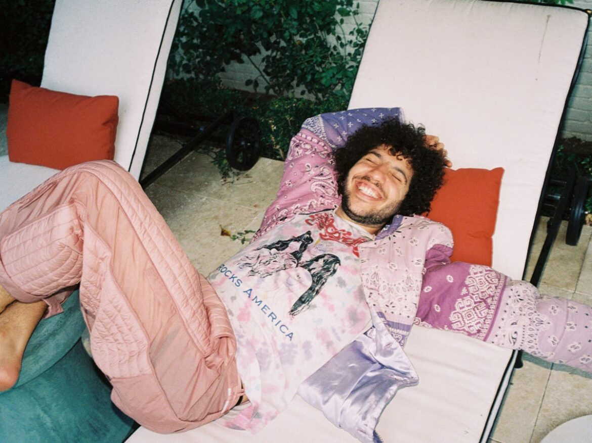 Benny Blanco interview: 'I'm not even good at making music!'