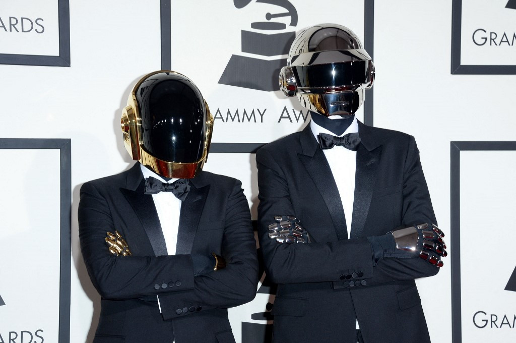 French dance music superstars Daft Punk split – Entertainment