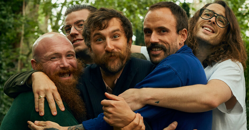 British Post-Punk Band Idles Are Throwing a Revolution, and Everyone's Invited