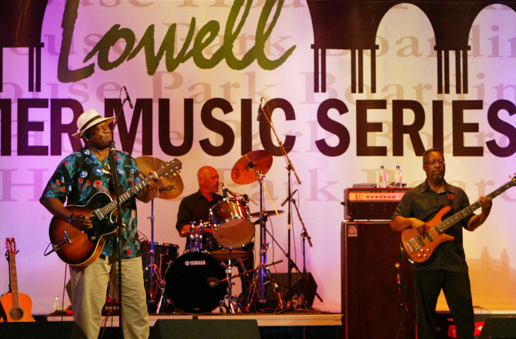 Full-steam ahead for 2021 Lowell Summer Music Series