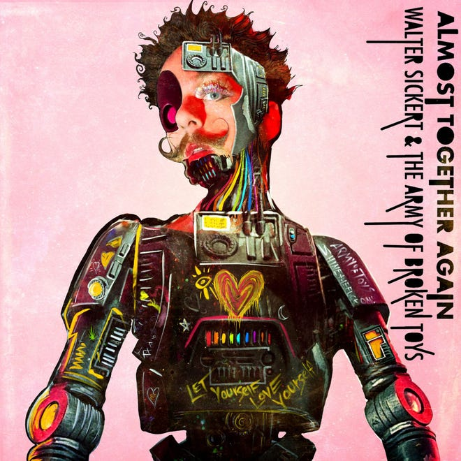 Walter Sickert & the Army of Broken Toys cast spell with 'Almost Together Again'