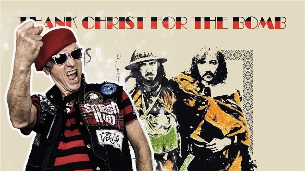 Why I ❤️ The Groundhogs' Thank Christ For The Bomb, by The Damned's Captain Sensible