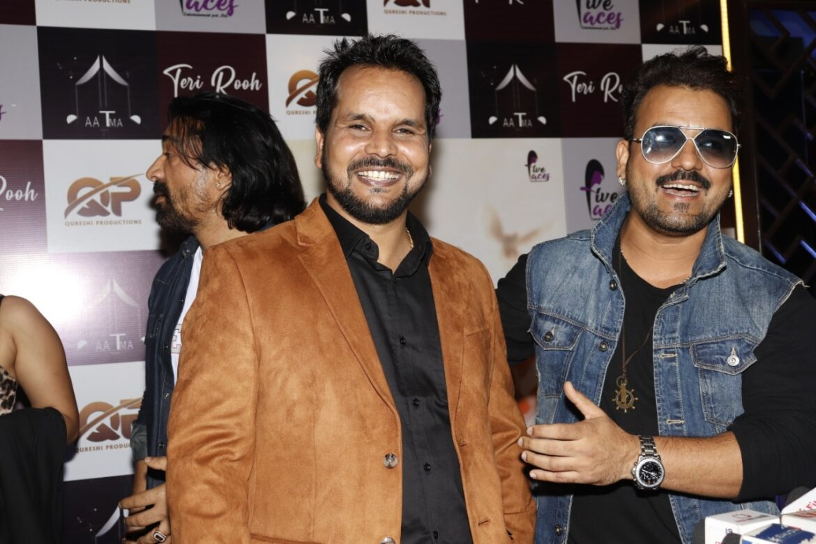 Qureshi Production's Latest Venture 'Aatma Music' is Ready to Give Opportunity for Budding Independent Artists: Vaseem Quershi