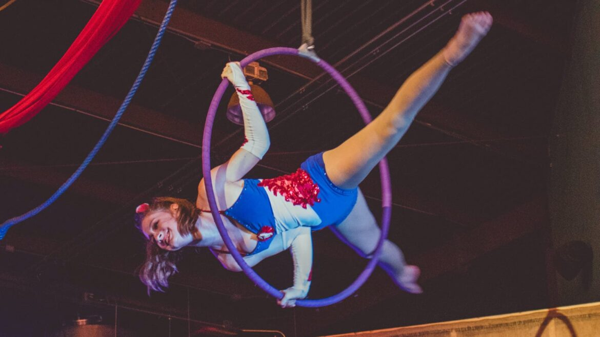 Gainesville Circus Center to feature drive-in circus this weekend