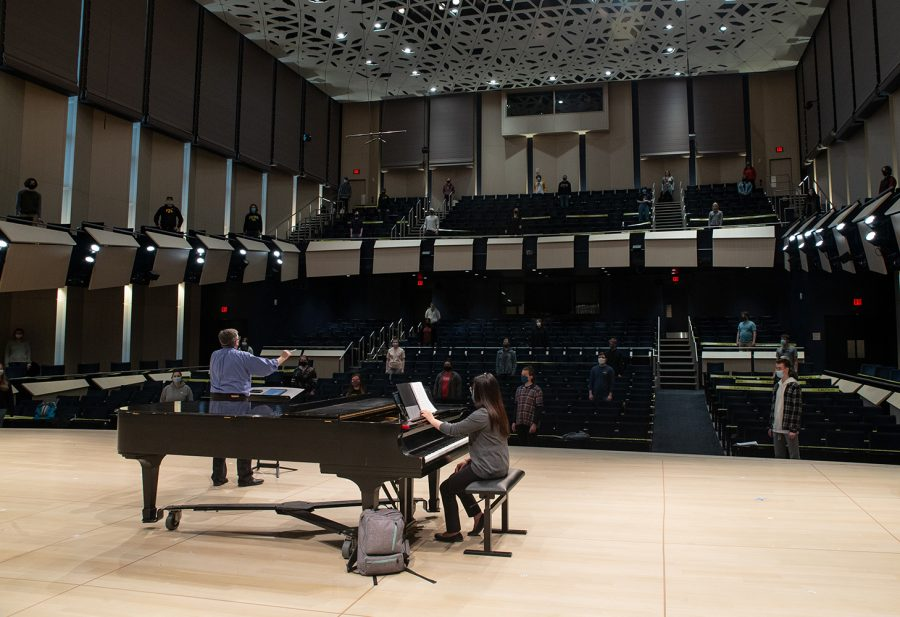 UI School of Music keeps live music-making possible with strict COVID-19 protocols