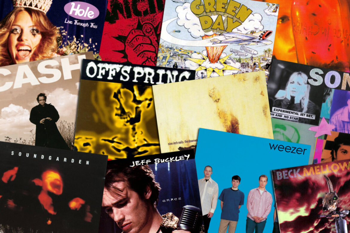 Weekly survey: Is it time for alternative fans to move on from grunge and the alt-rock of the 90s?