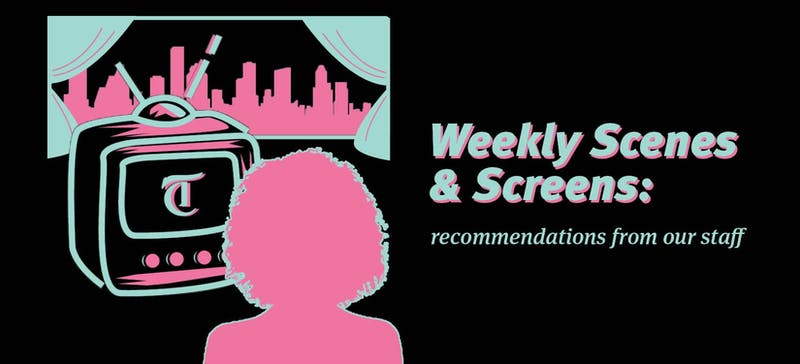 Weekly Scenes and Screens: Mar. 3