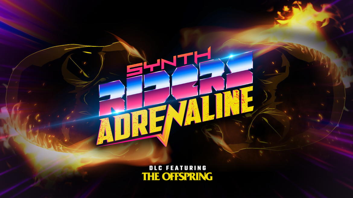 Legends of Punk Rock in the Synth Riders Adrenaline Music Pack