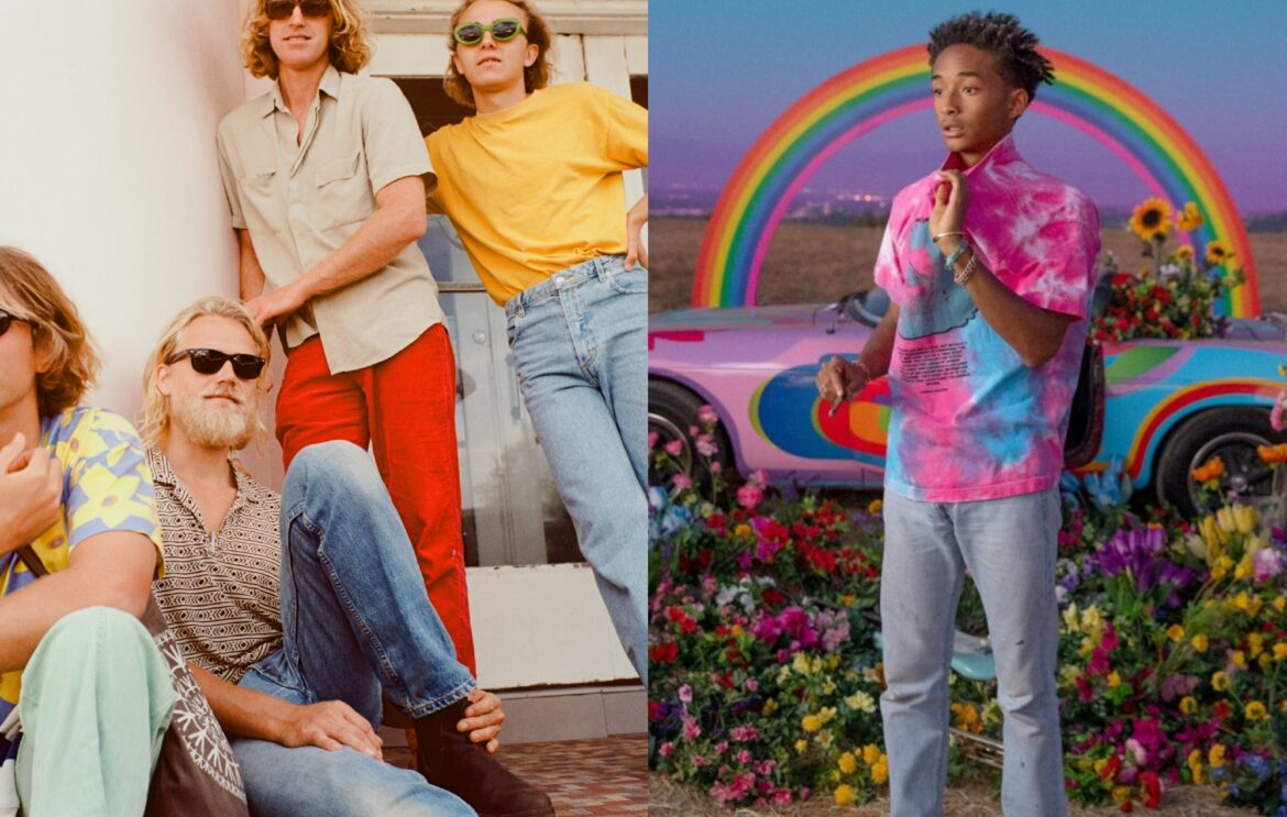 Hear the Babe Rainbow collaborate with Jaden Smith on new song 'Your Imagination'