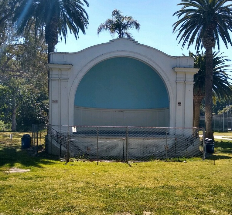 New Life Possible for Santa Barbara's Waterfront Band Shell