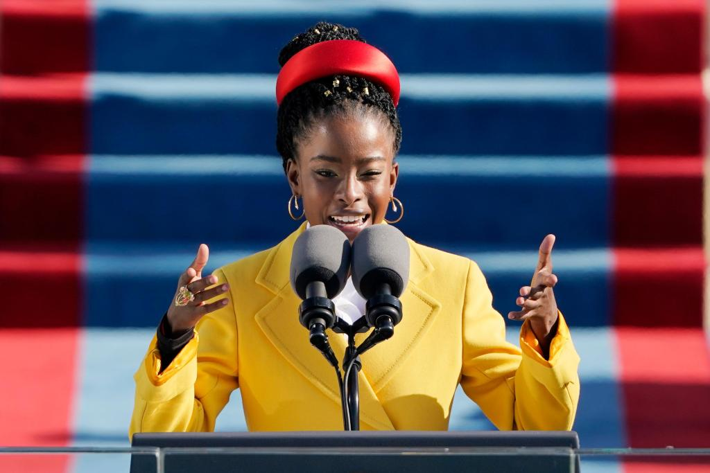 Inauguration Day poet provides perfect moment for teachers – Marin Independent Journal