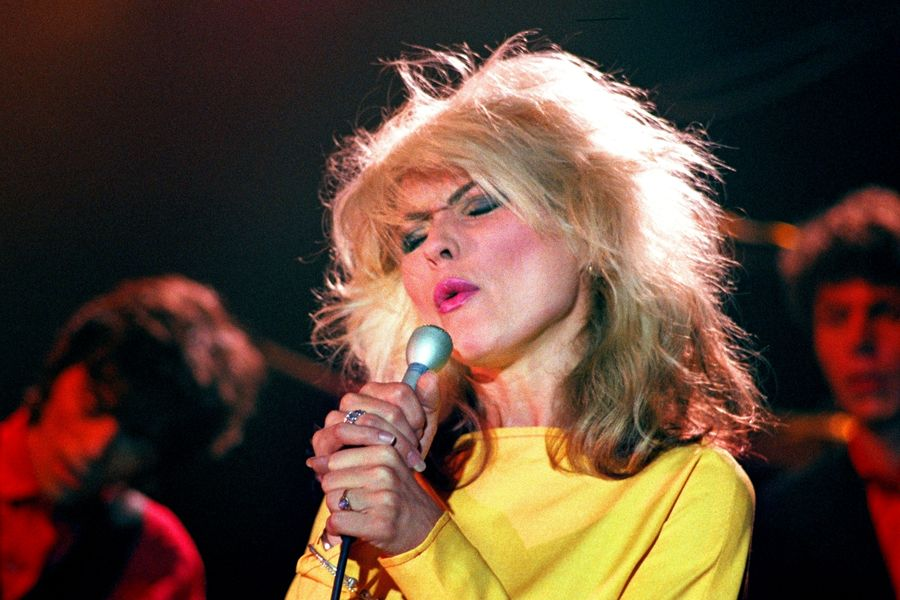 The Story behind Blondie's debut song 'X Offender'