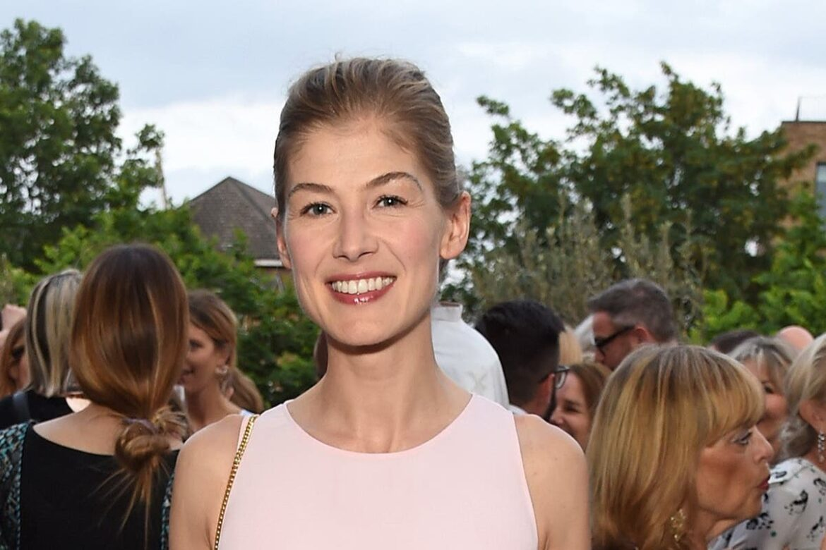 Rosamund Pike's transcendental meditation app – here's what happened when I tried it