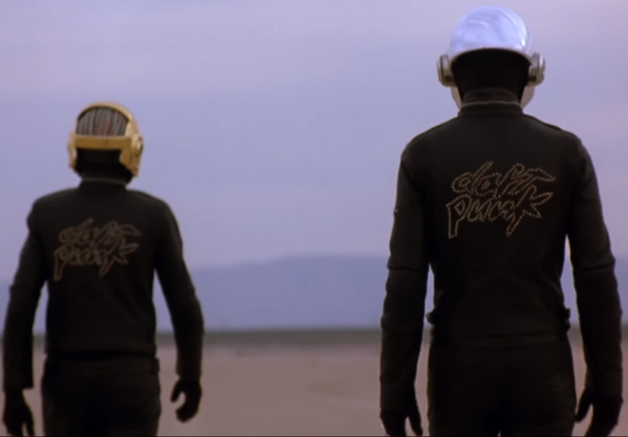 The end of Daft Punk – Experience