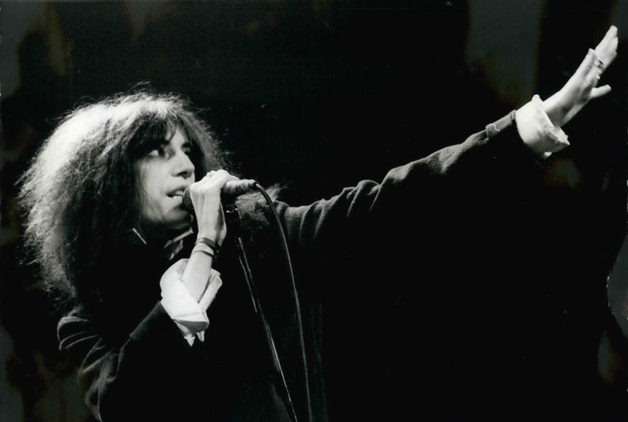 How the Godmother of Punk, Patti Smith, saved rock and roll