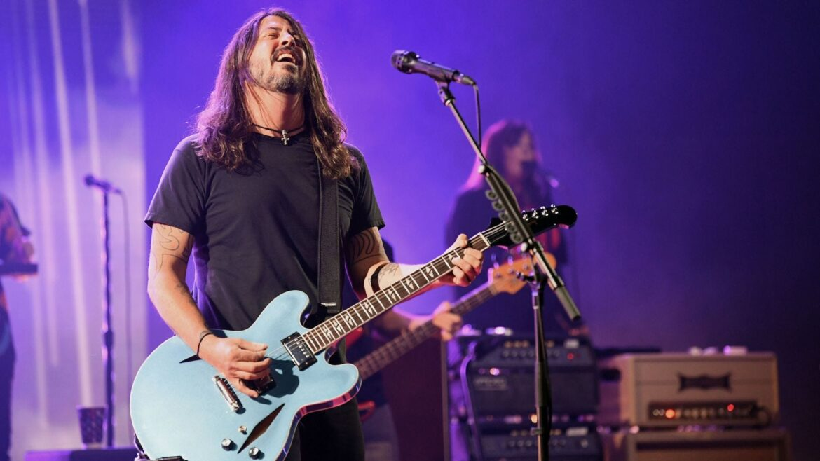 Dave Grohl says daughter got him into this iconic punk band