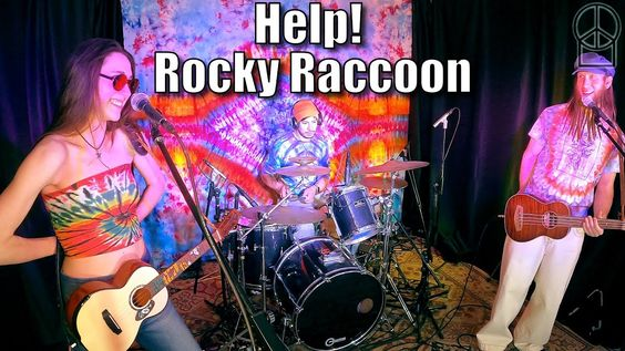 Indie band Happy Hippie drops the Ukulele cover of The Beatles' songs 'Help! & Rocky Raccoon' with a new flavor
