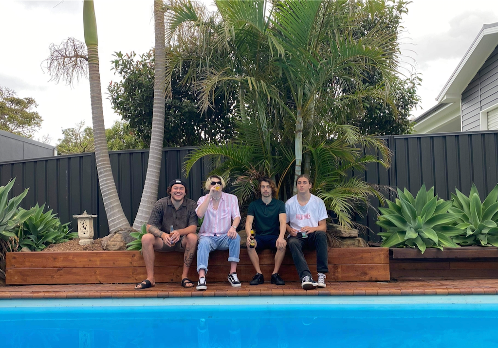 Guest Playlist: Maple Mall let us in on their favourite road trip tunes
