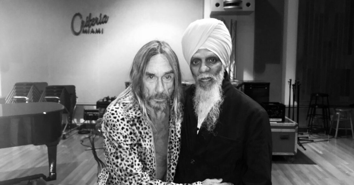 Dr. Lonnie Smith and Iggy Pop Make the Perfect Odd Couple on a Recast Psychedelic-Folk Hit