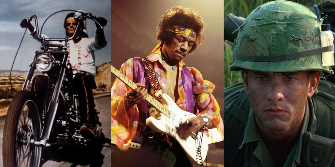 The 10 Best Uses Of Jimi Hendrix Songs In Movies