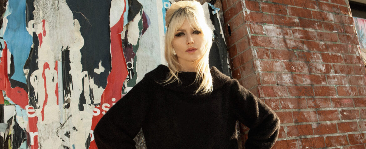 """Kate Clover Channels Some Murderous '50s-Morphed Punk on """"Love You to Death"""" « American Songwriter"""