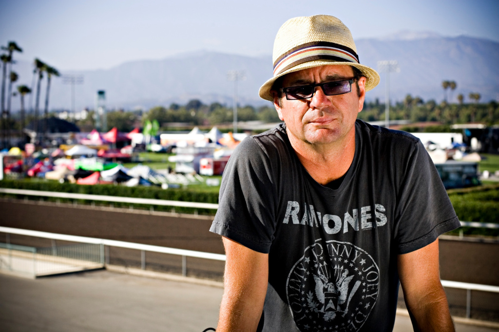 Warped Tour founder Kevin Lyman shares stories from the road with 'My Warped Life' Podcast – Whittier Daily News