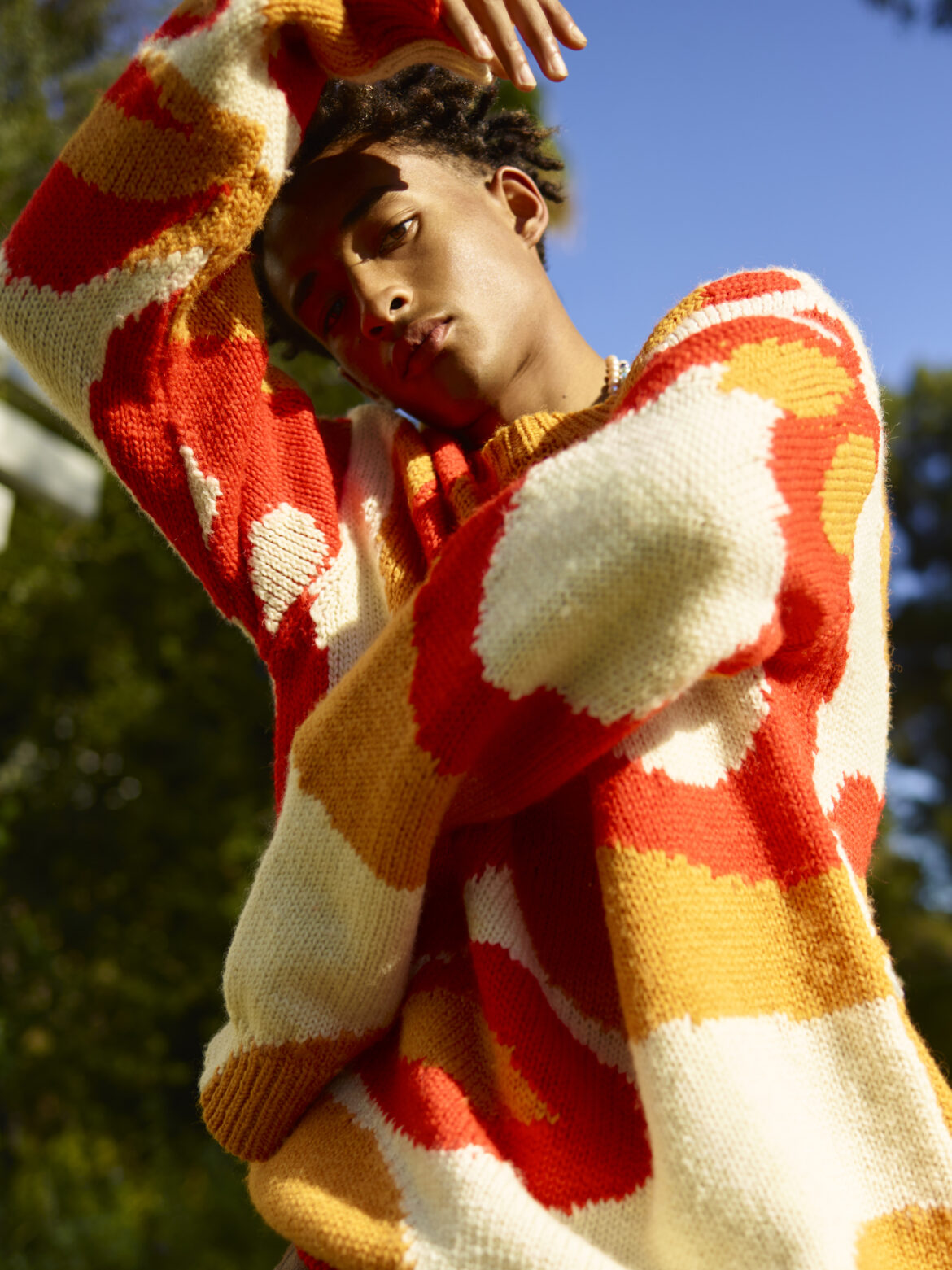 Jaden Smith Reflects On Everything From Fashion To Music