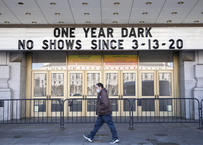 Bay Area music venues mount marquee campaign to mark one-year COVID anniversary