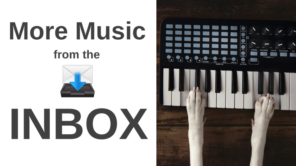 New Music from the Inbox Tuesday Edition! (March 30, 2021): The Bloody Hell, Fred Lee & The Restless, PinkFiz, & More!