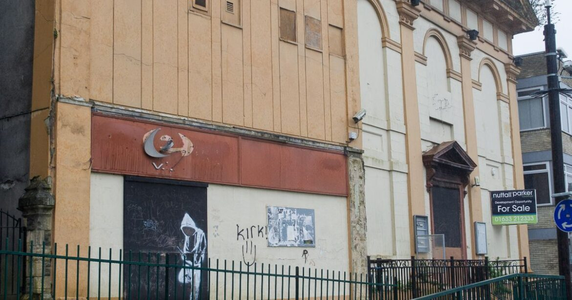 Newport's former Zanzibar punk and rock club could be replaced with new flats