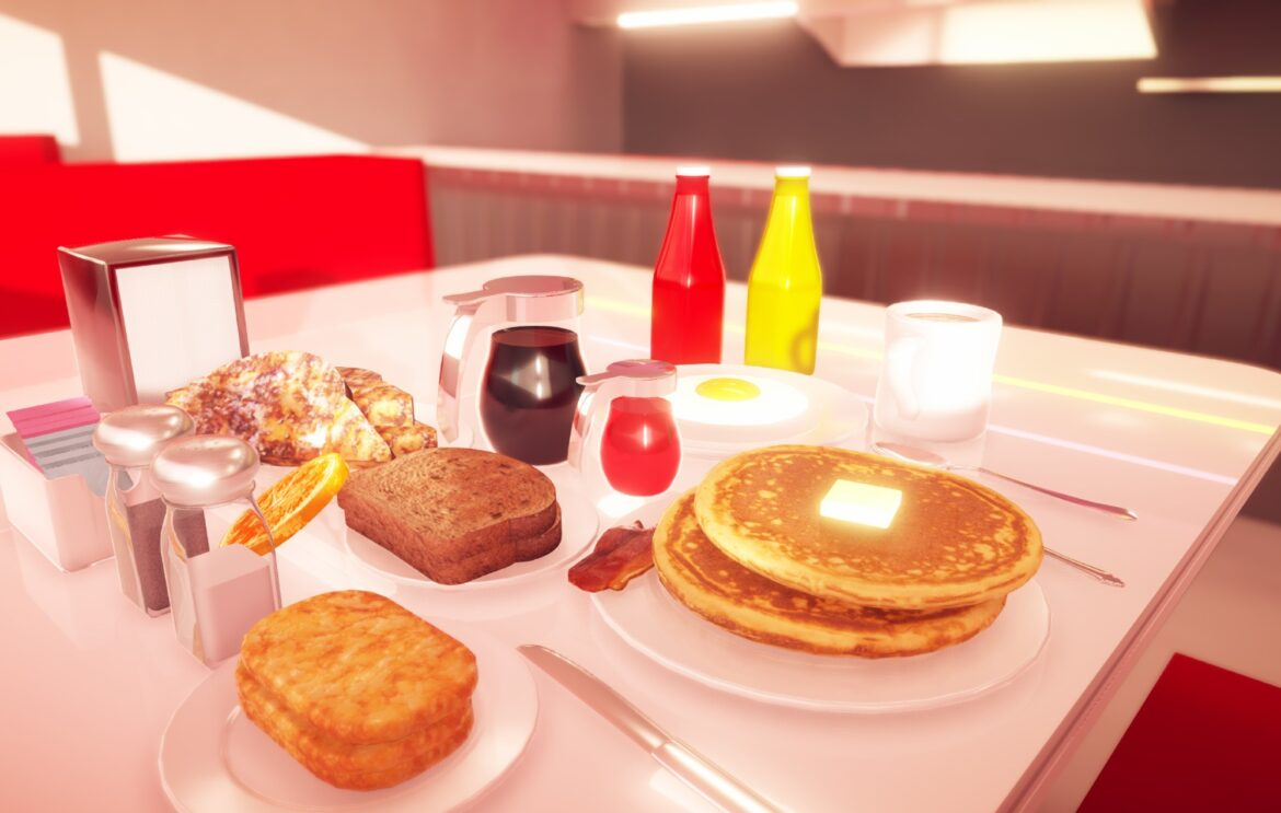 Food-themed indie game 'Nour' shows off adaptive music system