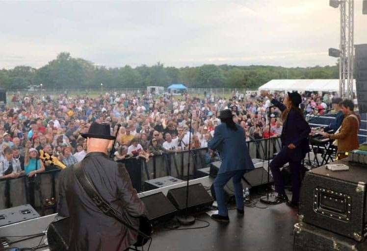 Stone Valley South music festival returns to East Herts for third weekender with The Boomtown Rats, The Undertones and Happy Mondays as headliners