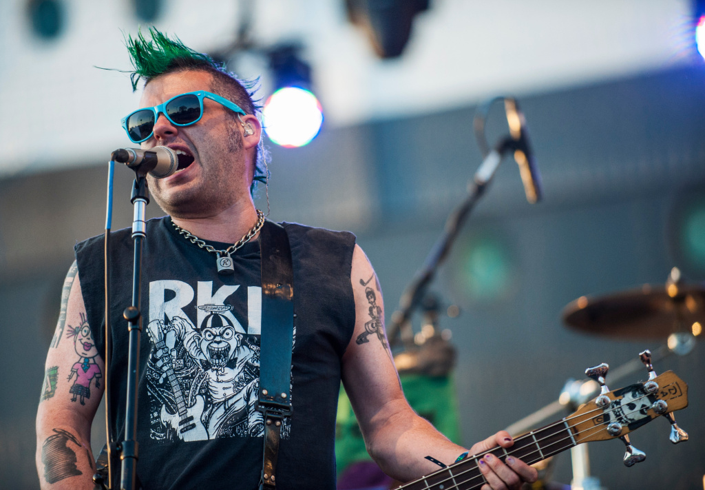 Punk in the Park with Pennywise and NOFX postponed to November – Orange County Register