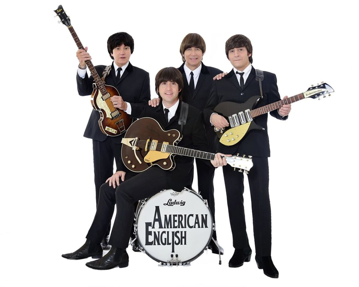 American English return to Hobart with their Beatles tribute show