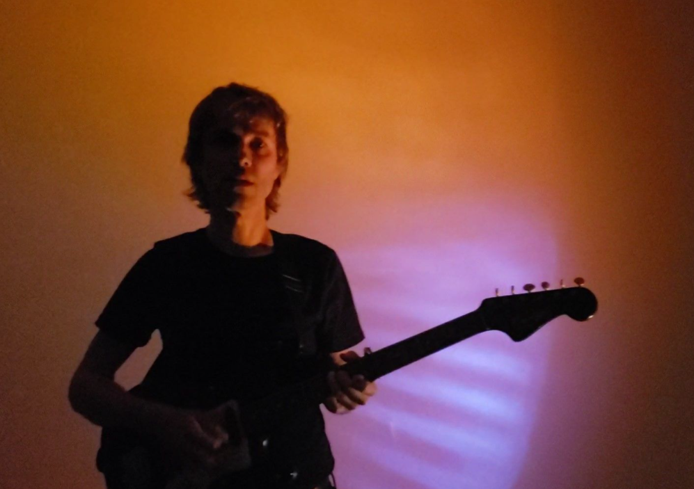 """mxdwn PREMIERE: Real Numbers Share Delicate, Jangly New Instrumental Song """"Old Cross"""""""