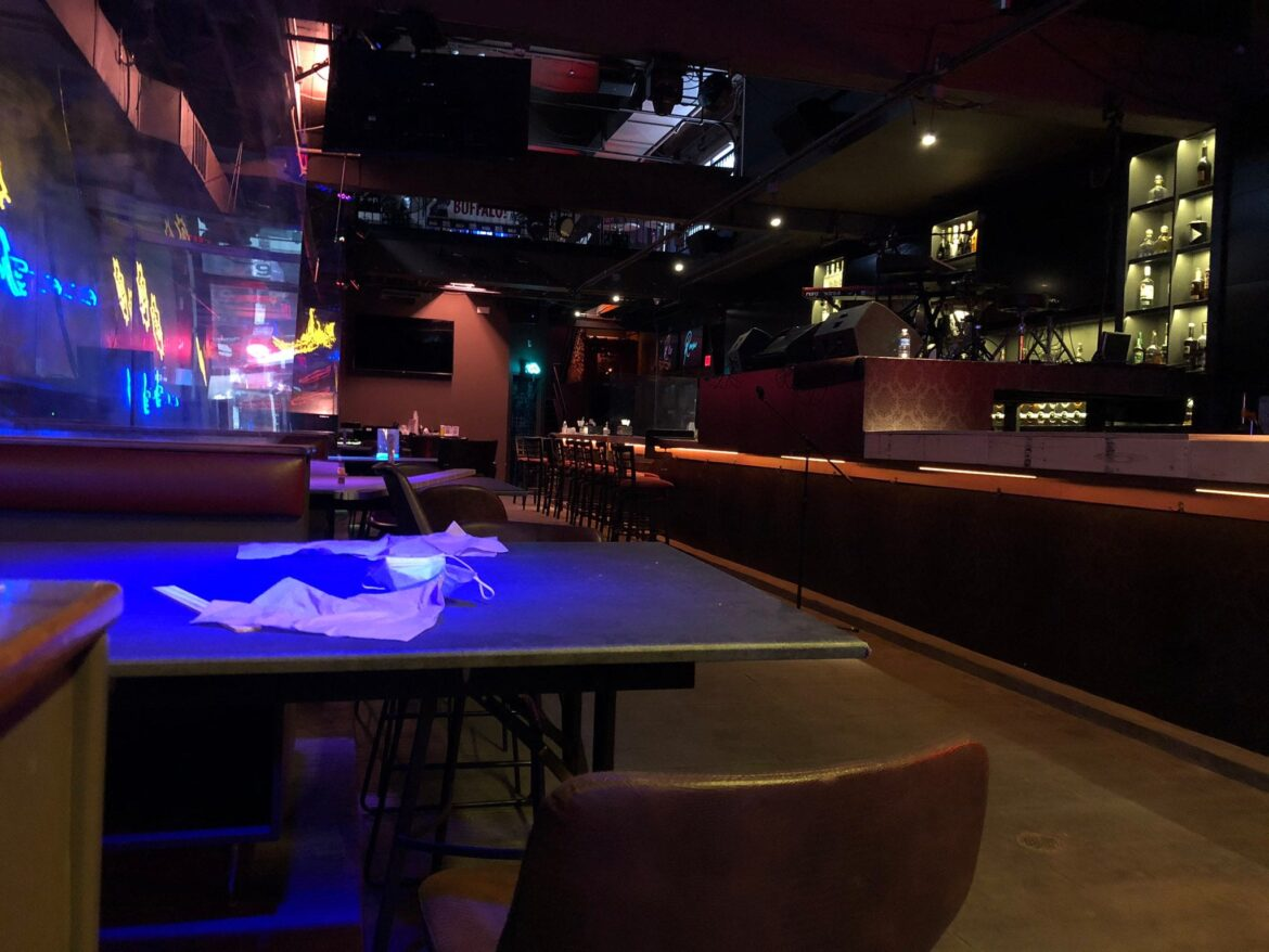 Music venues impatient as SBA slow to send out applications