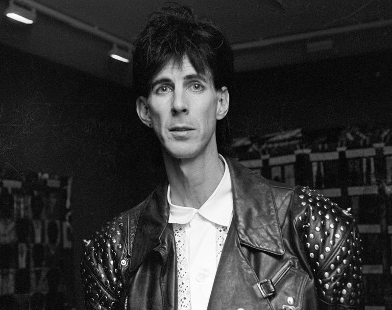 The life and times of punk rock icon Ric Ocasek