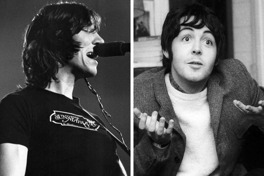 Pink Floyd once refused a contribution from Paul McCartney