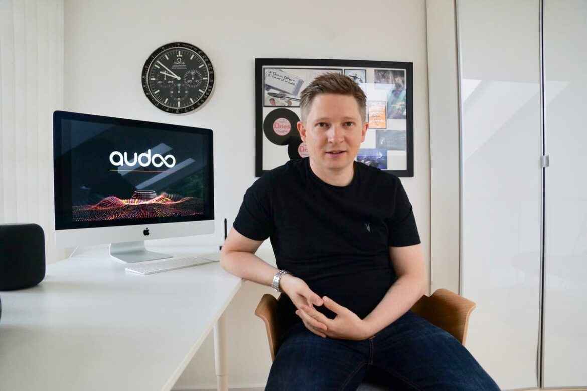 Audoo is trying to ensure musicians get paid properly when their music is played