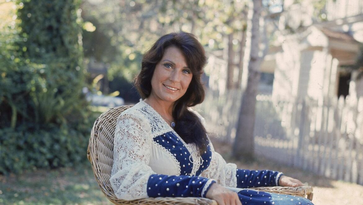 """Country music queen Loretta Lynn: """"I was the first one to write it like the women lived it"""""""
