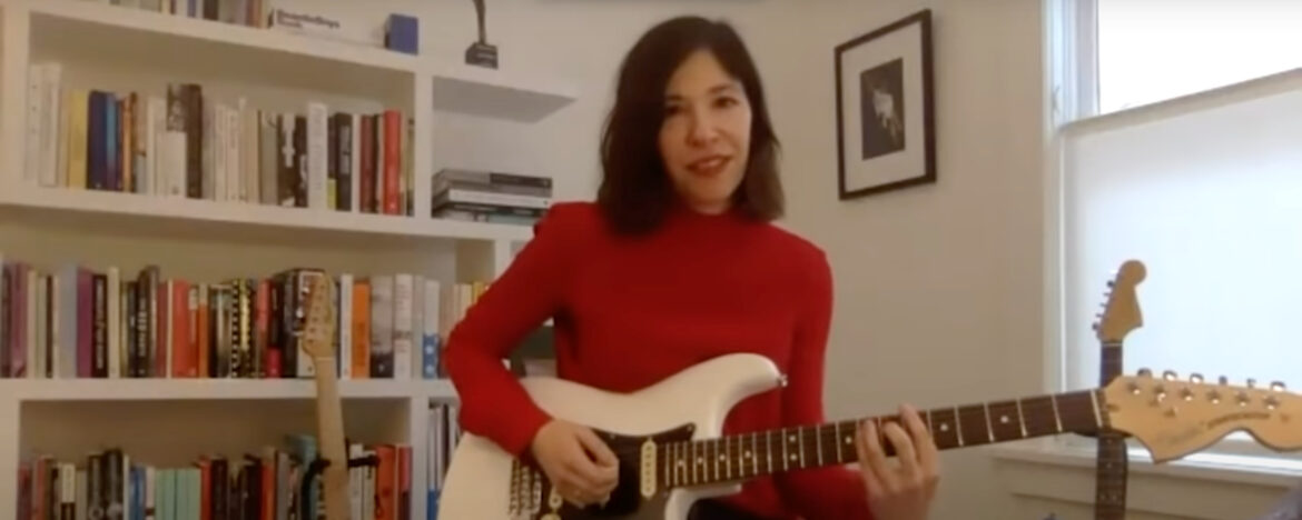 Watch Sleater Kinney Discuss Writing 'A New Wave' On Fender Tracks Session « American Songwriter