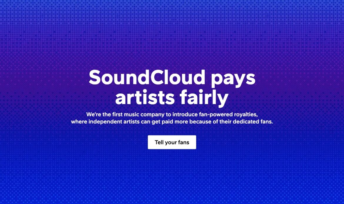 SoundCloud revolutionizes streaming music payouts, launching new royalties system