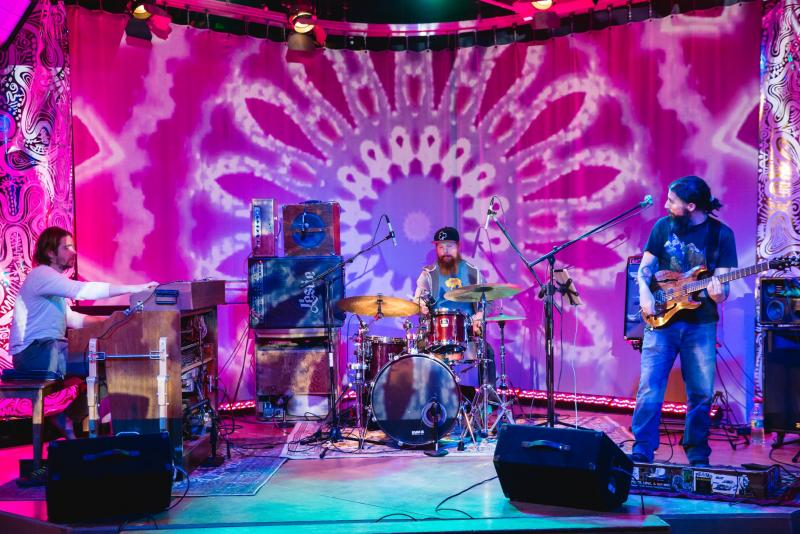 Psychedelic rock rolls into the Marion Art Center