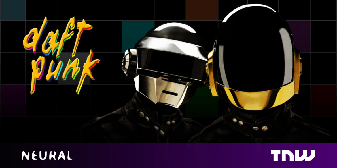 This AI-generated Daft Punk video is a fitting tribute to the electro pioneers