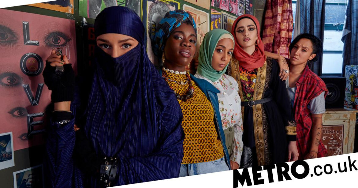 First look at Channel 4's We Are Lady Parts featuring Muslim punk band