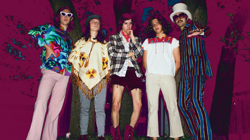 Psychedelic rock band pays homage to Denton beginnings on new LP – North Texas Daily