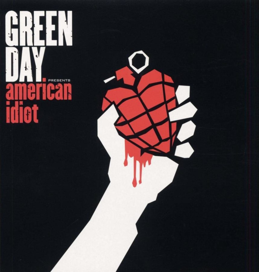 American Idiot by Green Day – UNF Spinnaker
