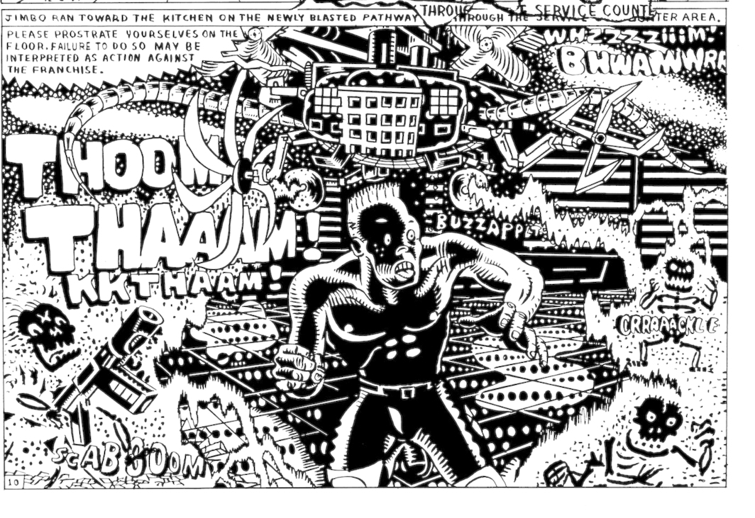 Gary Panter talks about his life and art