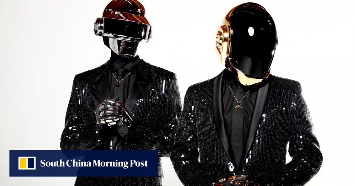 The story behind Daft Punk's iconic robot look – South China Morning Post