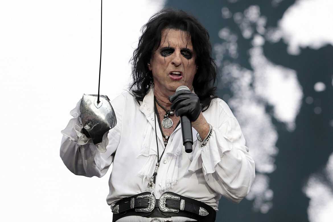 Alice Cooper Says Rock Is Not Dead, It's Where It Should Be